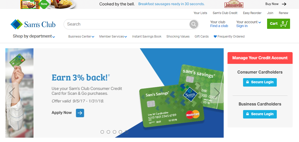 Sam\'s Club Pay My Bill - Best Options - Pay My Bill Guru