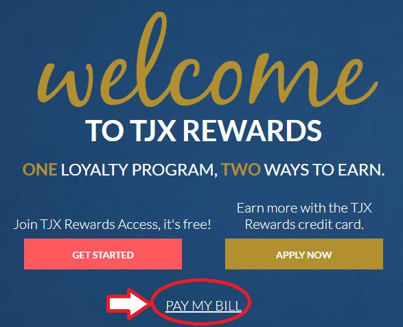 Www Tjxrewards Com Tj Maxx Pay My Bill Pay My Bill Guru
