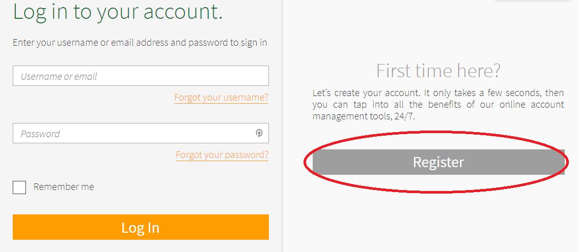 www.TruGreen.com Register Accont