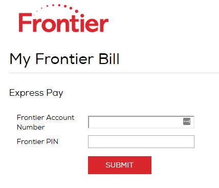 Frontier.com ExpressPay
