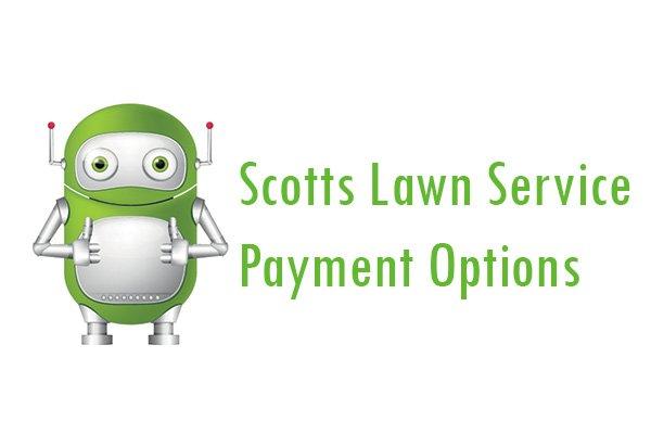 Scotts Lawn Service Pay My Bill