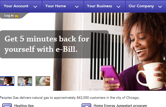 Payment Natural Gas Chicago