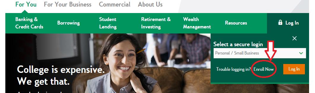 www.CitizensBank.com Enrollment