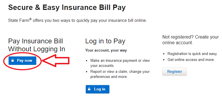 State Farm Bill Pay >> State Farm Bill Pay Choose The Best Way To Do It Pay My