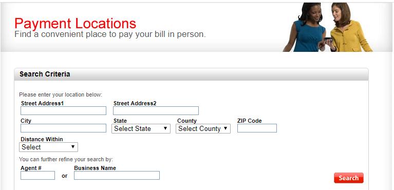 www.Verizon.com Payment Locations