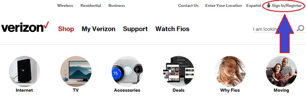 www.Verizon.com Registration