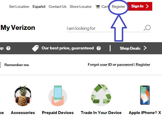www.VerizonWireless.com Register