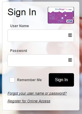 Comenity.Net OneStopPlus Card Sign In