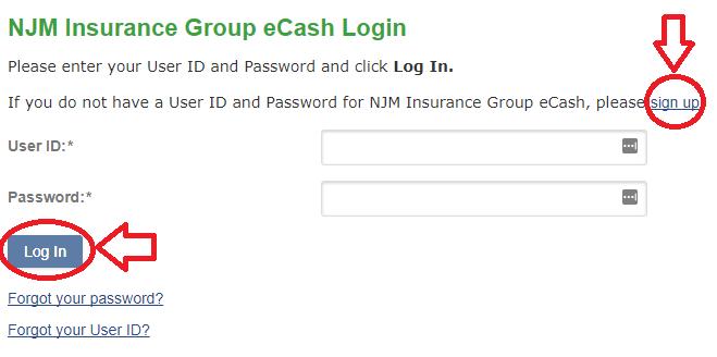 Secure4.BillerWeb.com NJM Login