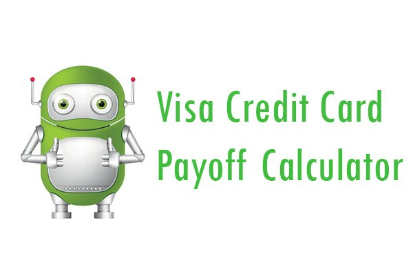credit cards payoff calculator