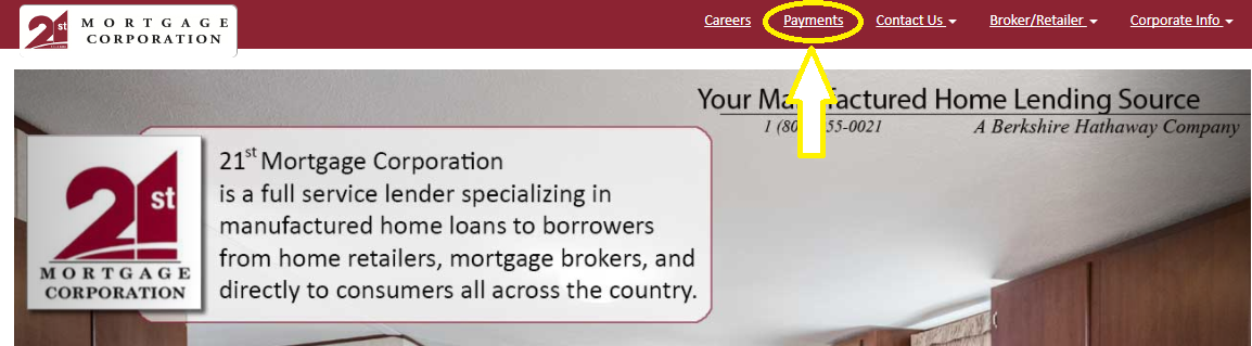 www.21stMortgage.com Payment