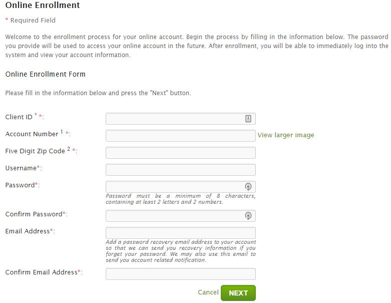 www.PayMyDoctor.com Enrollment