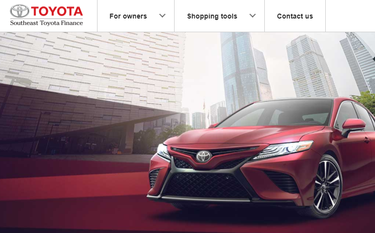 Southeast Toyota Finance Is Exactly What It Sounds Like: A Division Of  World Omnibus Corp., Americau0027s Biggest Vehicle Financer, Dedicated Entirely  To ...