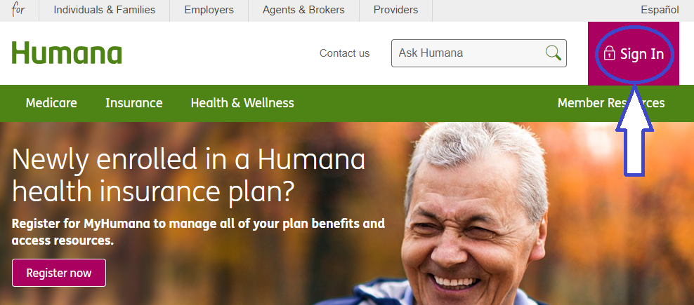 www.Humana.com Sign In