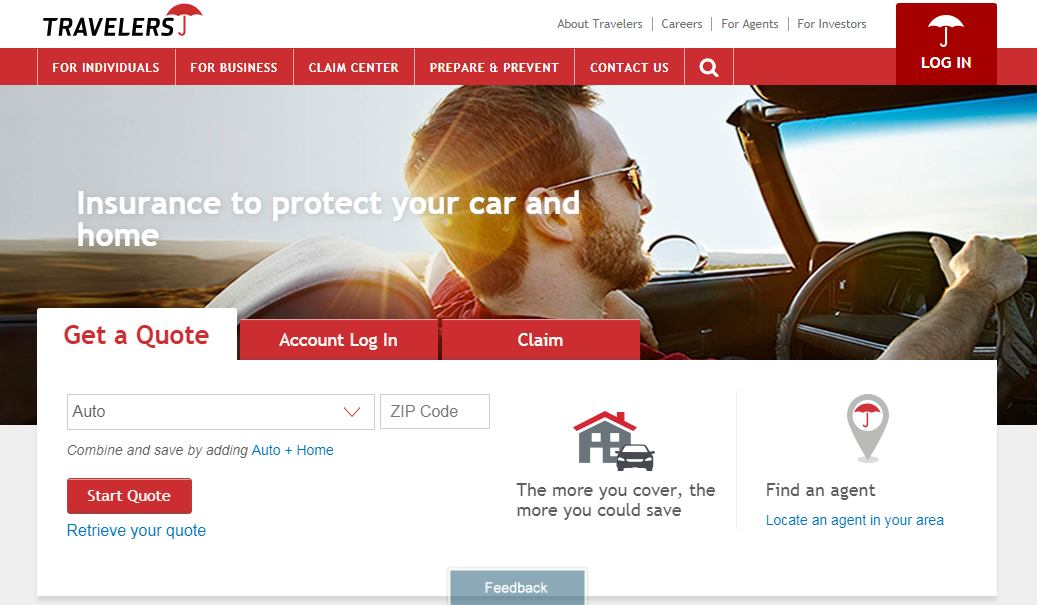 Travelers Auto Insurance Interest Rate