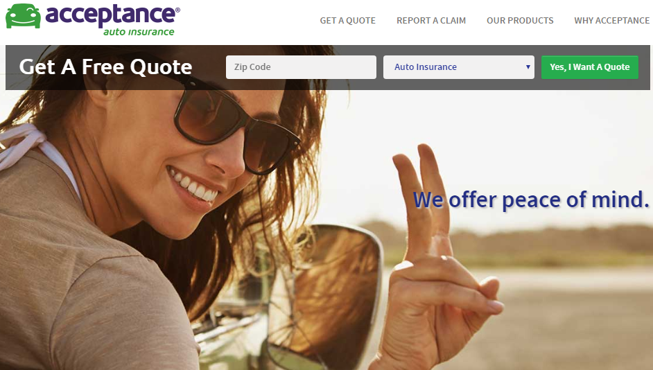 www.AcceptanceInsurance.com