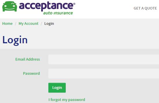 www.AcceptanceInsurance.com Login
