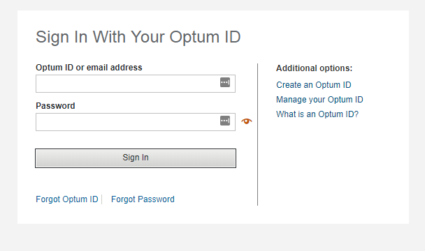 HealthID.Optum.Com Login