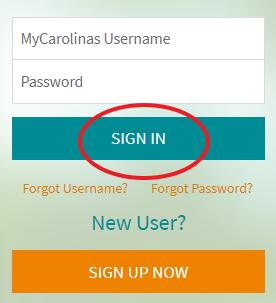 My.CarolinasHealthCare.org Login
