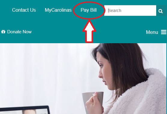 www.CarolinasHeathCare.org Pay Bill