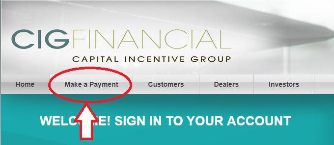 Cig Financial Pay My Bill Best Payment Ways Pay My Bill Guru