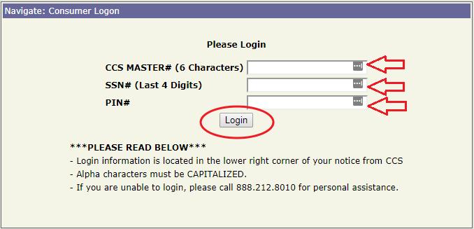 www.CRSNavigate.com Login