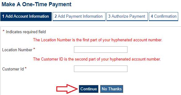 PayBill.com Payment